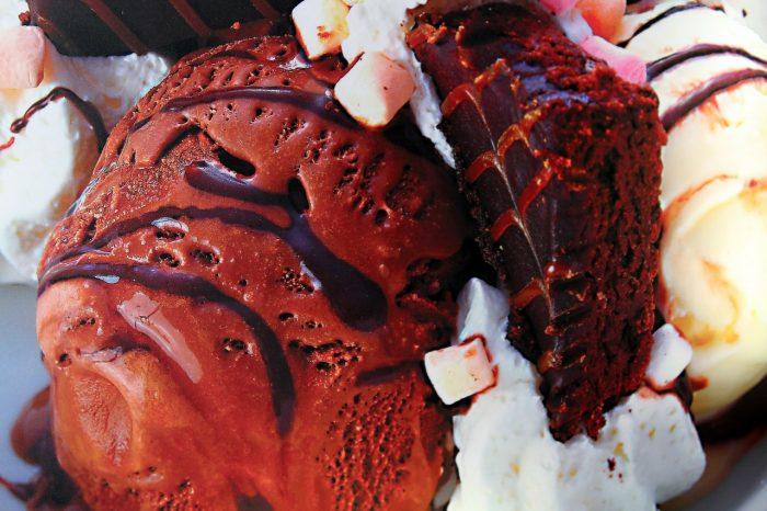Ideas Totalmente Originales y Simples Para Combinar el Helado de Chocolate