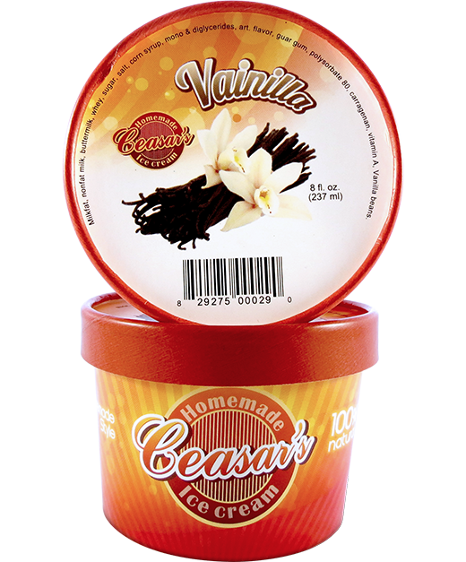 Vainilla Ice Cream