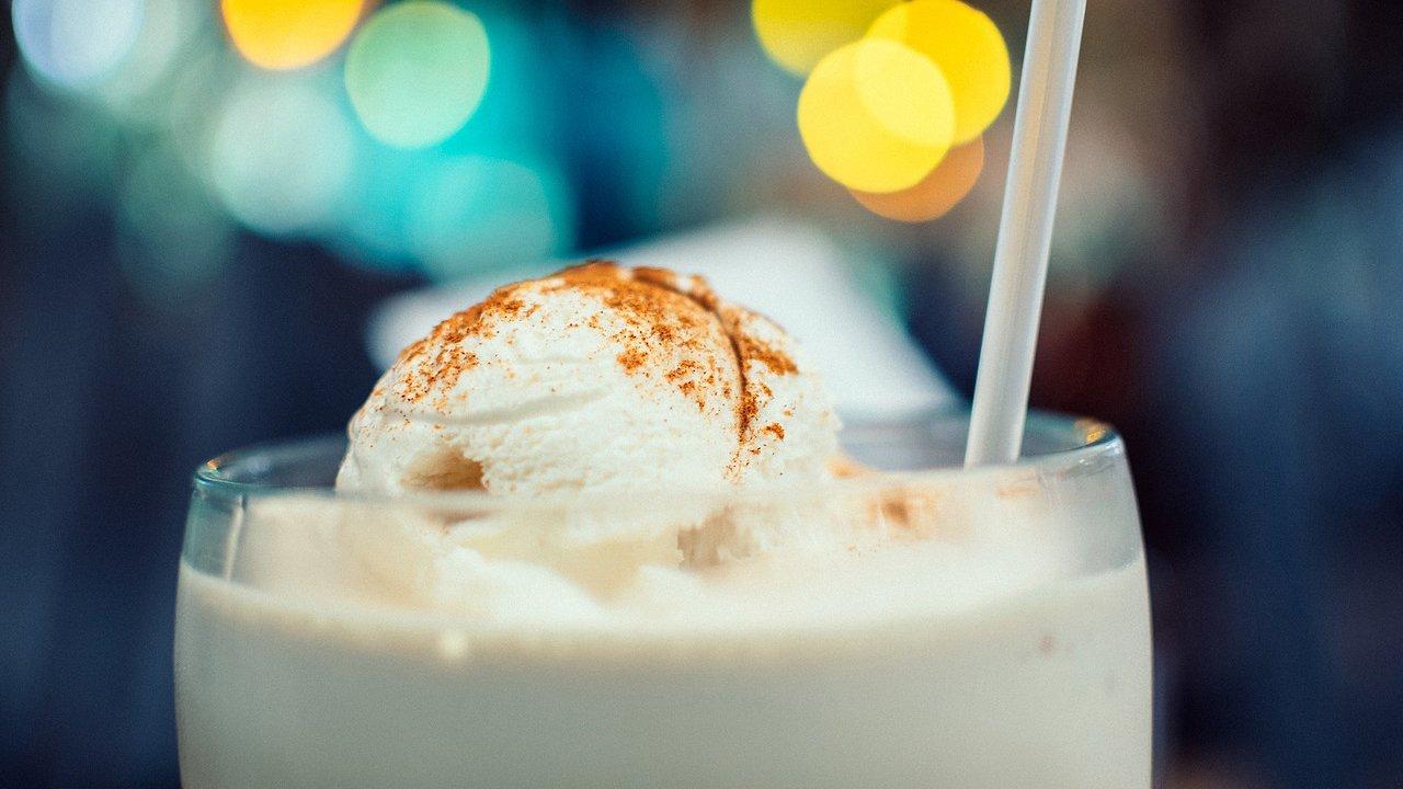 Leche: El ingrediente básico para cualquier helado
